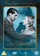 The Last Outpost - British DVD cover (xs thumbnail)