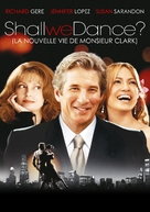 Shall We Dance - French DVD movie cover (xs thumbnail)