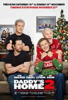 Daddy's Home 2 - British Movie Poster (xs thumbnail)