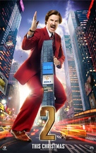 Anchorman 2: The Legend Continues - Movie Poster (xs thumbnail)