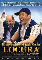 Bienvenue chez les Ch'tis - Chilean Movie Poster (xs thumbnail)