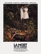 La mort en ce jardin - French Re-release movie poster (xs thumbnail)