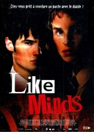 Like Minds - French DVD cover (xs thumbnail)