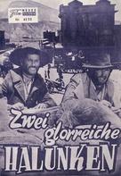Il buono, il brutto, il cattivo - Austrian poster (xs thumbnail)