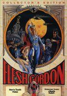 Flesh Gordon - DVD cover (xs thumbnail)