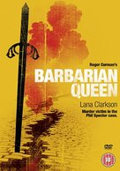 Barbarian Queen - British DVD cover (xs thumbnail)