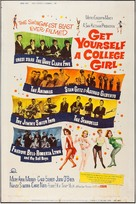 Get Yourself a College Girl - Movie Poster (xs thumbnail)