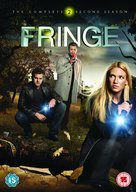 """Fringe"" - British DVD cover (xs thumbnail)"