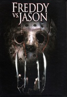 Freddy vs. Jason - German Blu-Ray movie cover (xs thumbnail)