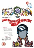 Here We Go Round the Mulberry Bush - British DVD cover (xs thumbnail)