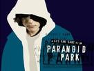 Paranoid Park - British Concept poster (xs thumbnail)