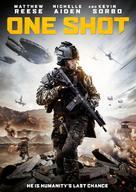 One Shot - DVD cover (xs thumbnail)