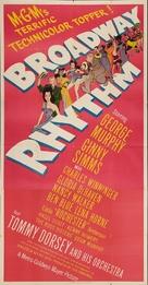 Broadway Rhythm - Movie Poster (xs thumbnail)