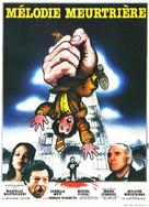 Giallo napoletano - French Movie Poster (xs thumbnail)