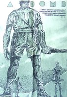 The Hill - Hungarian Movie Poster (xs thumbnail)