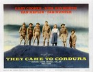 They Came to Cordura - Movie Poster (xs thumbnail)