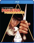 A Clockwork Orange - Serbian Blu-Ray cover (xs thumbnail)