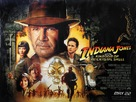 Indiana Jones and the Kingdom of the Crystal Skull - British Movie Poster (xs thumbnail)