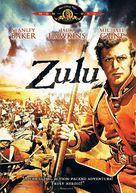 Zulu - DVD cover (xs thumbnail)
