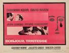 Bonjour tristesse - Movie Poster (xs thumbnail)