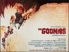 The Goonies - British Movie Poster (xs thumbnail)