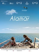 Alamar - French Movie Poster (xs thumbnail)