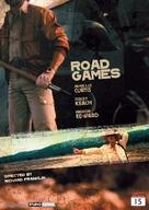 Roadgames - Norwegian DVD movie cover (xs thumbnail)