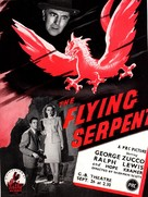 The Flying Serpent - British Movie Poster (xs thumbnail)