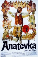 Fiddler on the Roof - German Movie Poster (xs thumbnail)