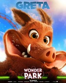 Wonder Park - Indian Movie Poster (xs thumbnail)