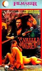 Nudo e selvaggio - Spanish VHS cover (xs thumbnail)