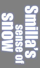 Smilla's Sense of Snow - Logo (xs thumbnail)