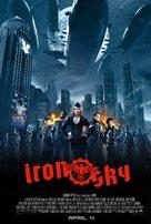 Iron Sky - Finnish Movie Poster (xs thumbnail)