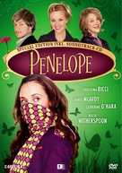 Penelope - German Movie Cover (xs thumbnail)