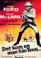 The Sheepman - Swedish Movie Poster (xs thumbnail)