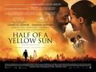 Half of a Yellow Sun - British Movie Poster (xs thumbnail)