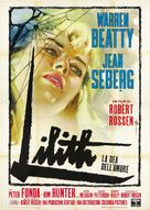 Lilith - Italian Movie Poster (xs thumbnail)