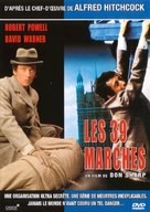The Thirty Nine Steps - French Movie Cover (xs thumbnail)