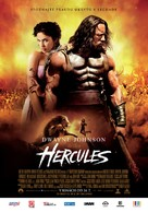 Hercules - Slovak Movie Poster (xs thumbnail)
