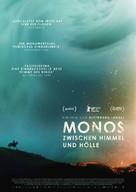 Monos - German Movie Poster (xs thumbnail)