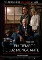 In Zeiten des abnehmenden Lichts - Spanish Movie Poster (xs thumbnail)