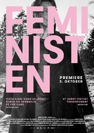 The Feminist: a Swedish Inspiration - Danish Movie Poster (xs thumbnail)