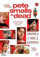 Pete Smalls Is Dead - Danish DVD cover (xs thumbnail)
