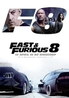 The Fate of the Furious - Dutch Movie Poster (xs thumbnail)