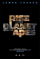 Rise of the Planet of the Apes - Movie Poster (xs thumbnail)