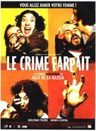 Crimen ferpecto - French Movie Poster (xs thumbnail)