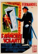 L'armoire volante - French Movie Poster (xs thumbnail)