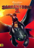 How to Train Your Dragon 2 - Hungarian Movie Cover (xs thumbnail)