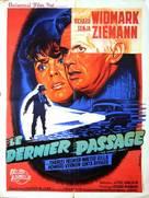 The Secret Ways - Belgian Movie Poster (xs thumbnail)