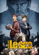 Social kid - Le sac - French Movie Poster (xs thumbnail)